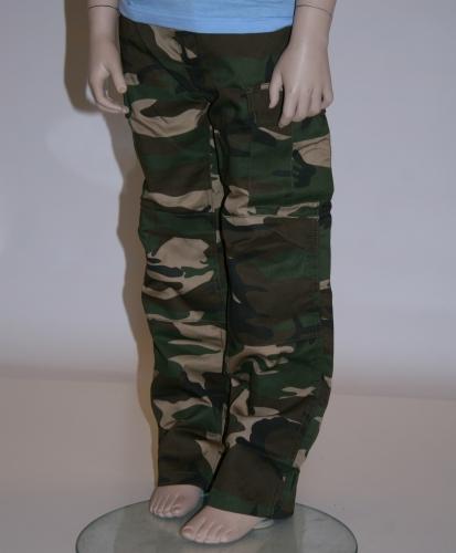 Multi pocket camouflage broek 24.95! Ik kies hawaii voordeel.nl!
